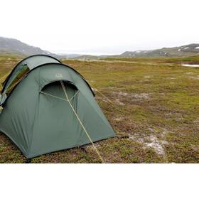 Nordisk Oppland 2 SI Tiendas de campaña, forest green